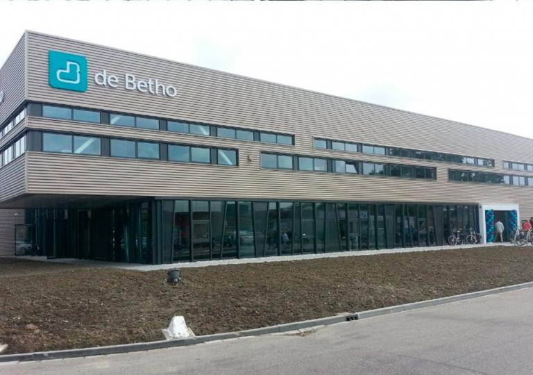 Werkplaats en magazijn De Betho, Goes